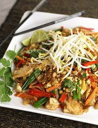 Chicken Pad Thai--Th