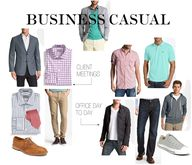 Men's Style- Busines