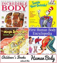 Human Body Books for...