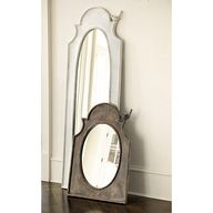 Wood Birdsong Mirror
