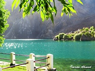 Satpara Lake, Skardu