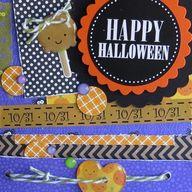 #Halloween #card mad