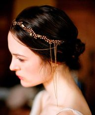 This Bridal Hair Fla