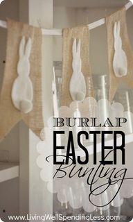 Easter crafts--Make