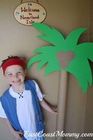 Fun pirate party dec