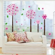 pink dandelion bloss