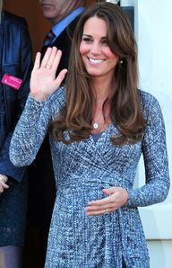 Pregnant Kate Middleton's Pregnancy Brain Moment, She Hinted She Is Having A Girl!