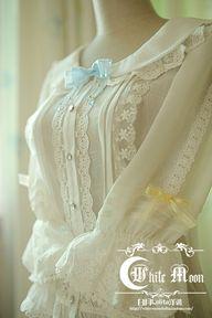 【白月Lolita洋装】~Taobao