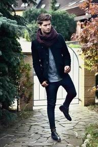 Man scarf Benvolio