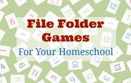 File Folder Games fo...