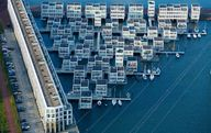 floating houses neth