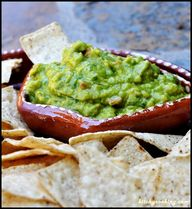 Hatch Chile Guacamol