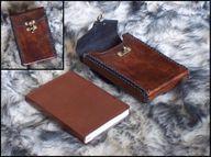 Leather Notebook Cas...