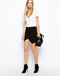 wrap skirt <3