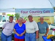Four Country Gals ma...