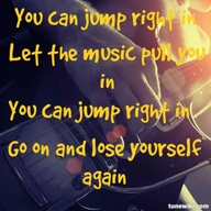 Jump right in-zac brown band