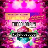The Color Run 2014 K