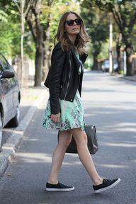 Fashion and style: B