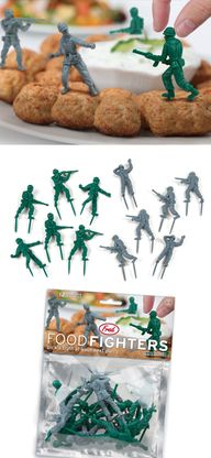 food fighters toys.