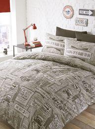 #Bedding Highway Bed