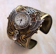 Steampunk Watch Vers