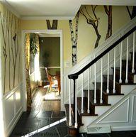 Your entry hallway w