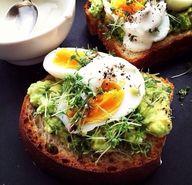 Medium Boiled Egg. M