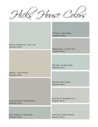 Hicks House | Color