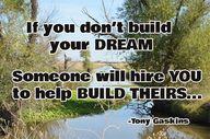Build Your Dream #Qu