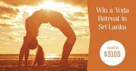 Win a Surf Yoga Blis