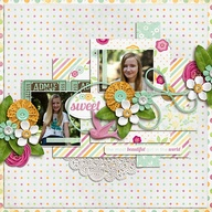 Digital Scrapbook La