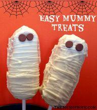 Easy Mummy Treat - F