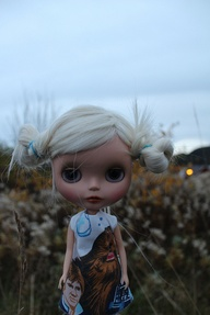 Blythe. Curated by S