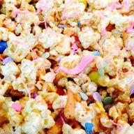 Candied Popcorn Reci