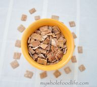Homemade Cinnamon To
