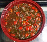 Lebanese Beef Stew |