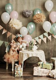 Gorgeous tea party s