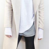 white sweater // cre