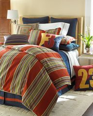 """Paddock"" Bed Linens"