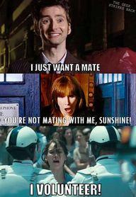 hahaha, oy mate!