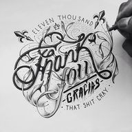 Hand Lettering Works