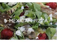 Mexica pizza