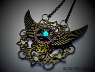 Steampunk Jewelry Un