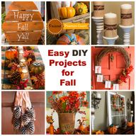 Easy DIY Projects fo