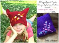 Dragonfly free croch