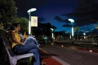 Parque Iluminado...