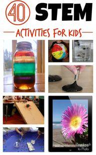 40 STEM Activities f