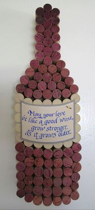 Handmade Wine Cork W