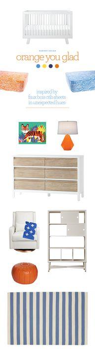 Nursery design: oran