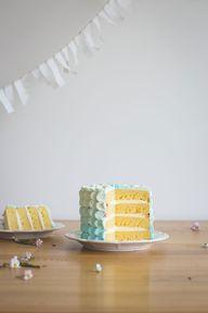 Pastel Petal Cake |